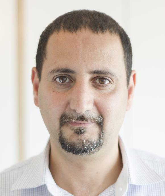 """עו""""ד וליד חמיס, חבר מועצת העיר חיפה ומנכ""""ל נורה יזמות הכרמל (באדיבות נורה יזמות הכרמל )"""