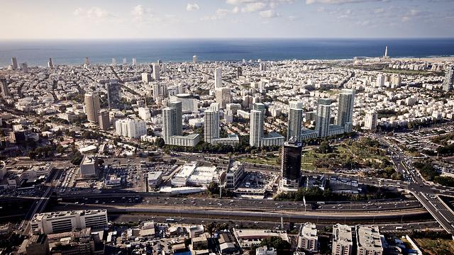 מדד התחדשות עירונית (באדיבות נכסים ובניין מגורים - נוה)