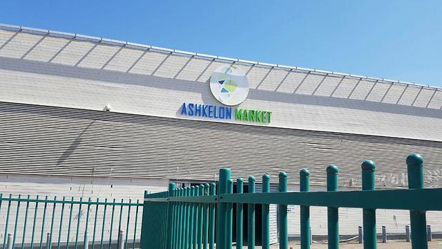 השוק המקורה (צילום: אמיר אלון)