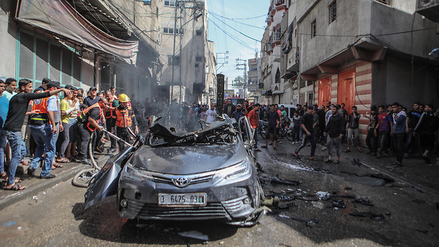 Assassinat ciblé à Gaza (Photo: EPA)