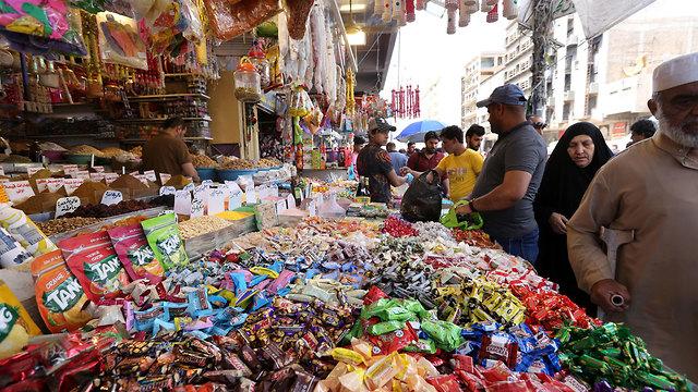 Ramadan in Baghdad (Photo: AFP)