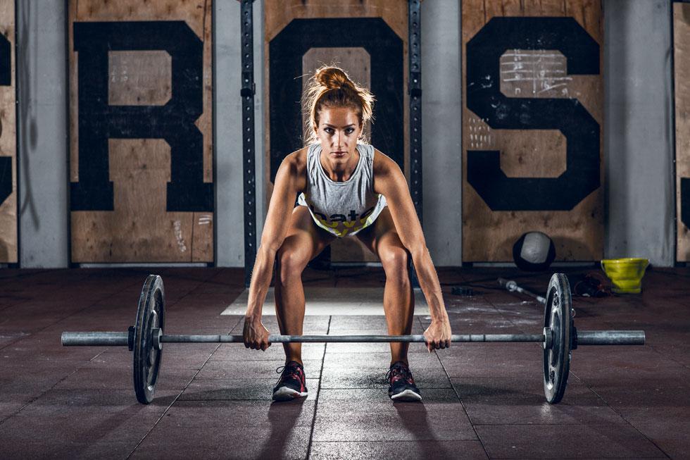 אין צורך להעמיס, גם משקל נמוך יספיק  (צילום: Shutterstock)