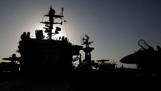 USS Abraham Lincoln (Photo: AP)
