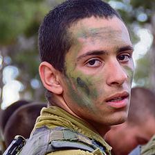 Sgt. Nadav Raimond, who fell in battle during the 2014 Gaza war