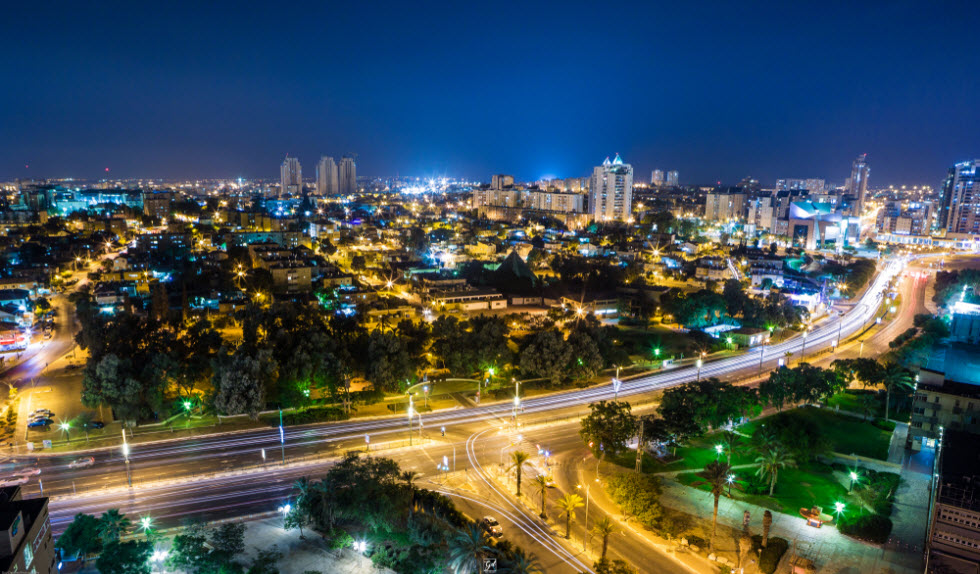Unlimited possibilities in the Negev, Be'er Sheva  (Photo: Shutterstock)