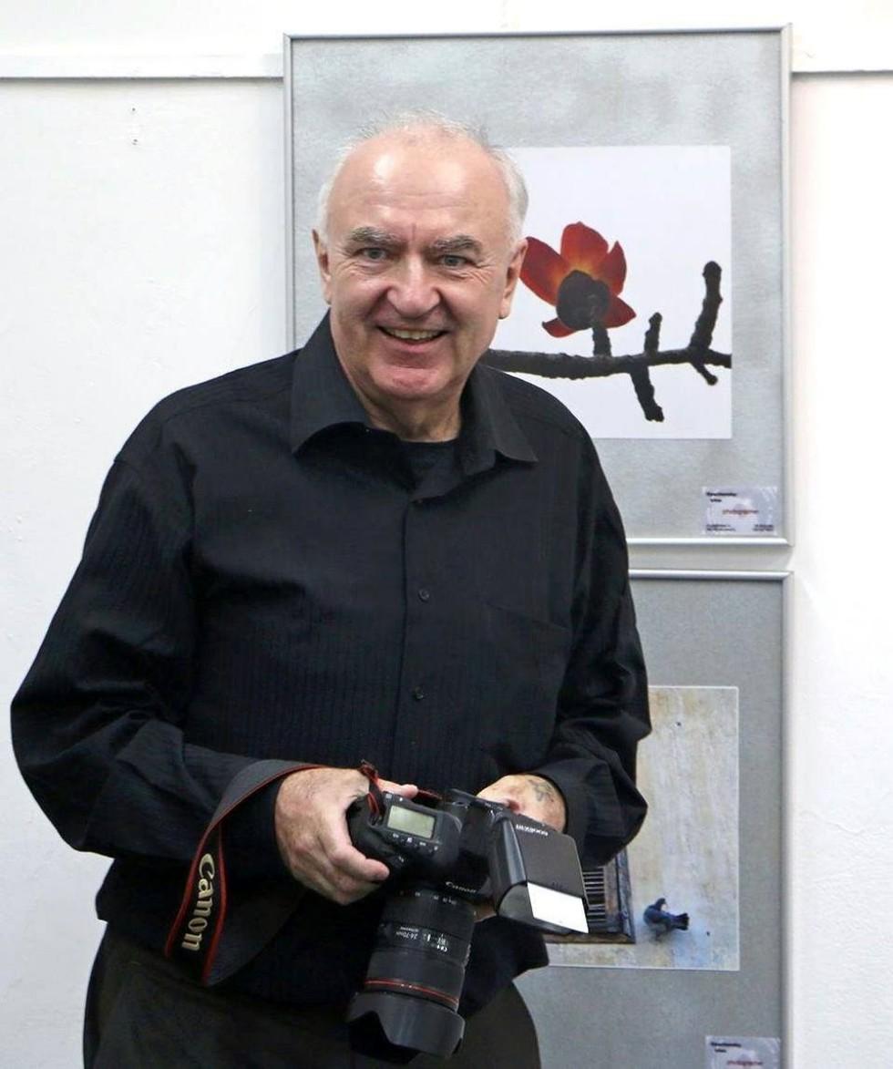 Владимир Чумиков (из семейного архива фотографа)