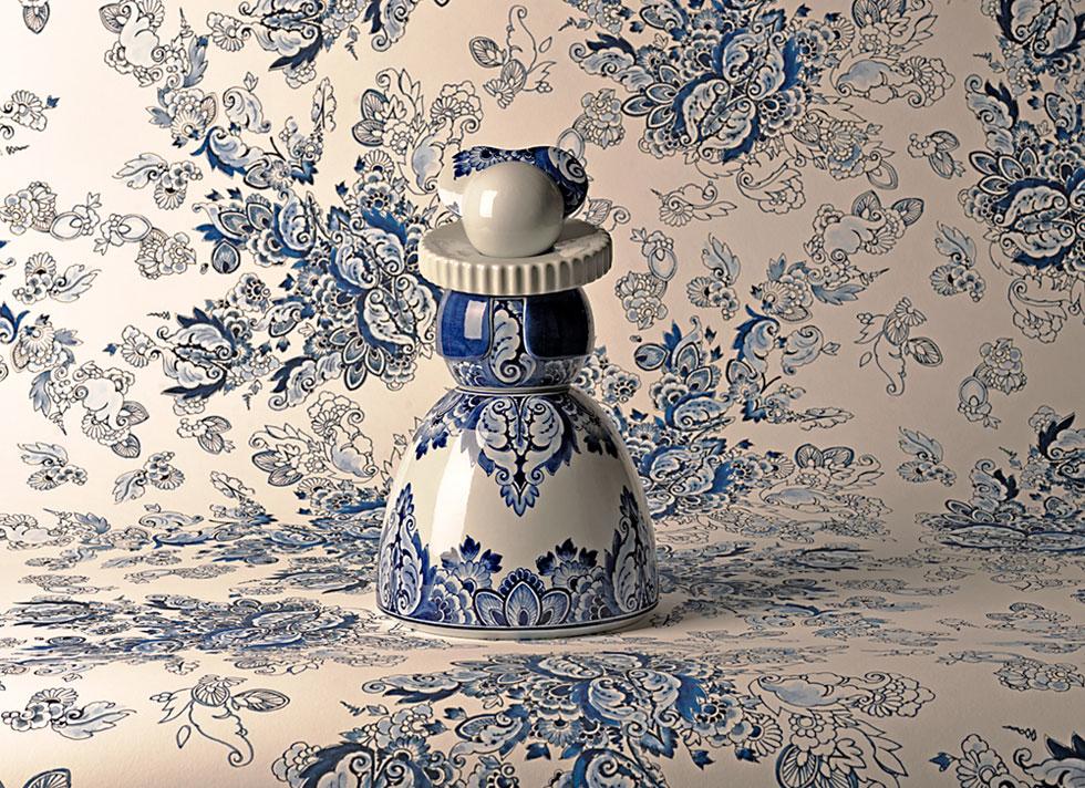 במתחם Masterly שבפאלאצו טורטי הציגה ''רויאל דלפט'' את Proud Mary, סדרת פיגורינות שהוקדשה למרי מלכת הסקוטים ולתור הזהב של העיצוב ההולנדי