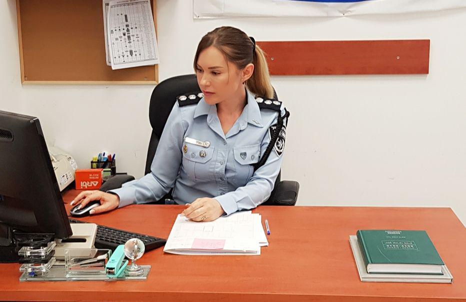 Наталья Рохман. Фото: пресс-служба полиции