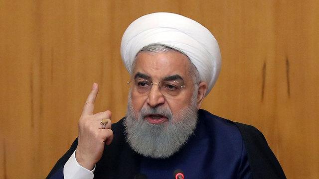 Iranian Presiden Hassan Rouhani (Photo: AP)