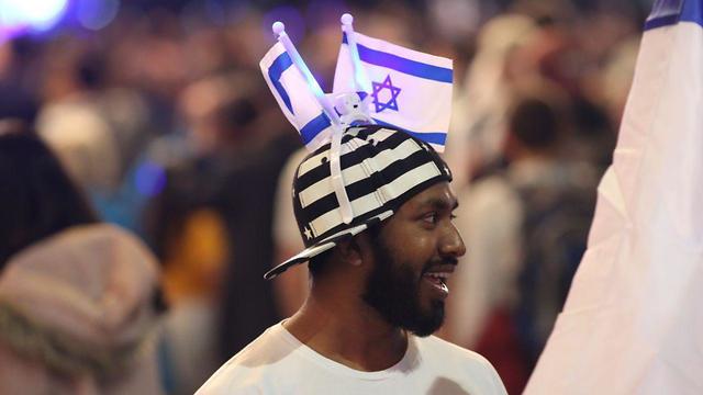 חגיגות יום העצמאות בתל אביב
