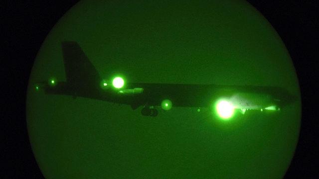 (צילום: AP, Staff Sgt. Ashley Gardner/U.S. Air Force)