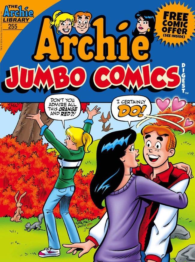 מי ידע שמייגן חובבת קומיקס?