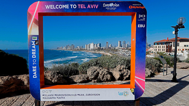 Благодаря победе Неты Барзилай Евровидение-2019 проходит в Израиле. Фото: AFP (Photo: AFP)