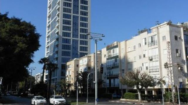 מגדל G מגדל השופטים תל אביב (צילום: Street View on Google Maps)