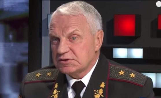 Григорий Омельченко. Кадр украинского ТВ
