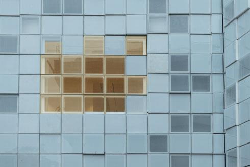 מעטפת כפולה: פנימית סטנדרטית וחיצונית מזכוכית (צילום: גדעון לוין)