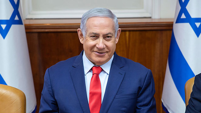 Prime Minister Benjamin Netanyahu  (Photo: Emil Selman)