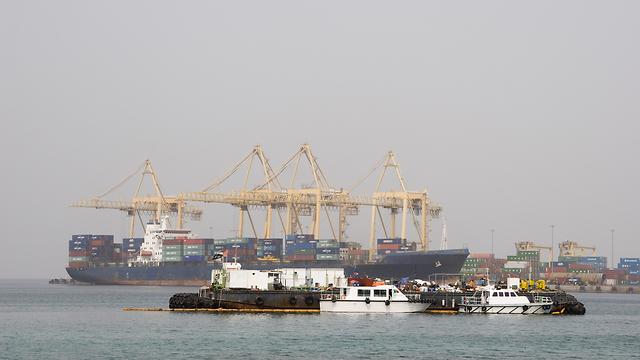 UAE Fujairah port (Photo: Shutterstock)