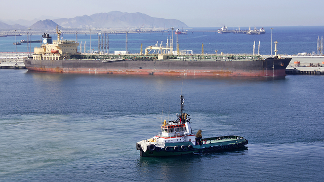 The port of Fujairah (Photo: Shutterstock)