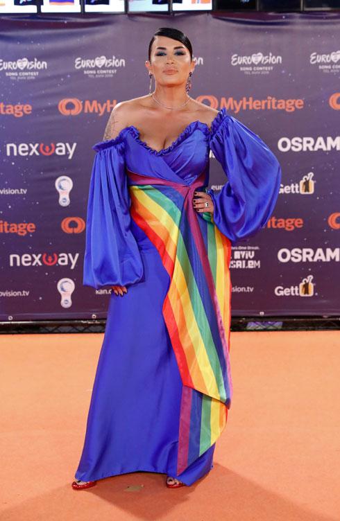 לפעמים גאווה זה לא מספיק. ג'ונידה מליקי מאלבניה (צילום: AP)