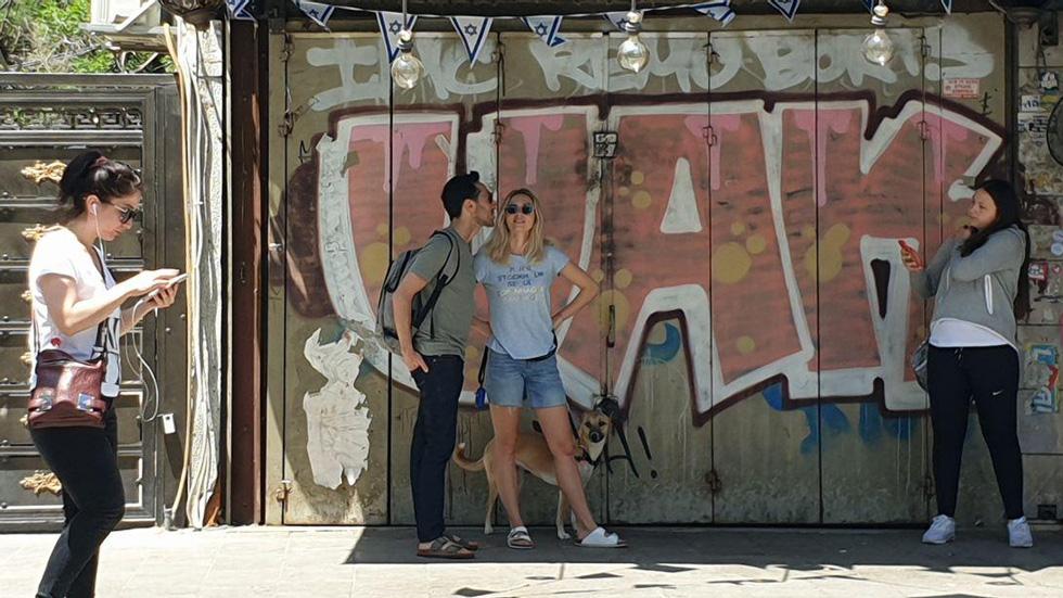 Дизенгоф, Тель-Авив. Фото: Ноа Лави