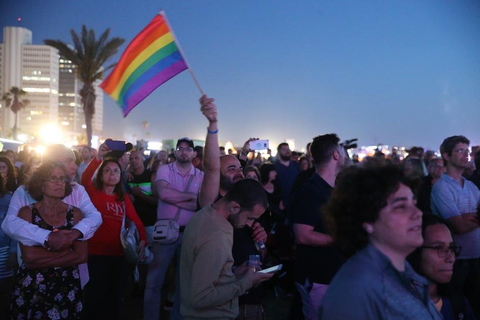 The Eurovision Village in Tel Aviv (Photo: Moti Kimchi)