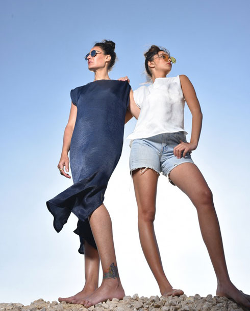 גילדת המעצבים. 50-30 אחוז הנחה על קולקציית האופנה ו-30 אחוז הנחה על קולקציית התכשיטים (צילום: מני פל)