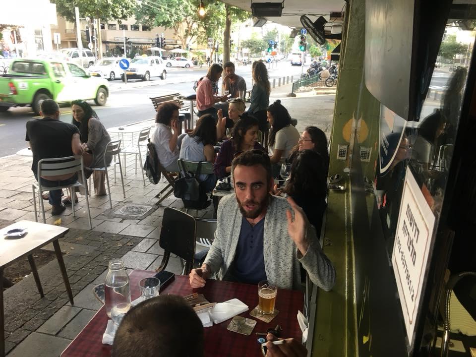 פאבים ותיקים בתל אביב (צילום: יח