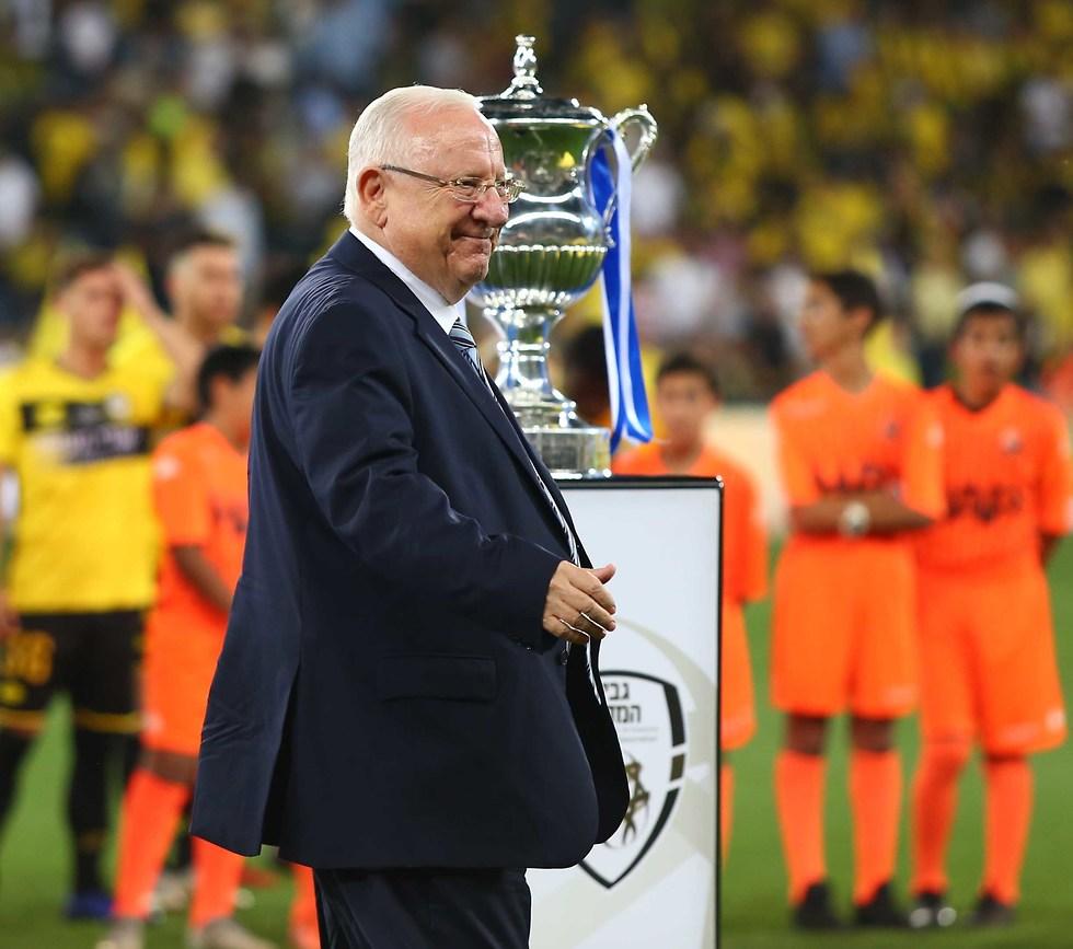 גמר גביע המדינה (צילום: ראובן שוורץ)