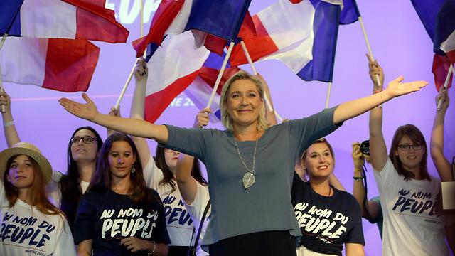 French far-right leader Marine Le Pen (Photo: French far-right leader Marine Le Pen)