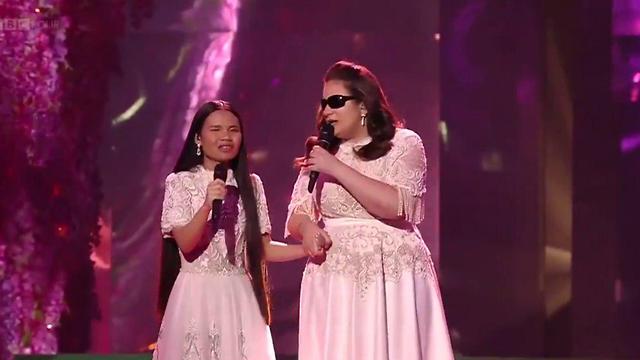 להקת שלוה חצי גמר שני מתחם אקספו תל אביב אירוויזיון 2019 (באדיבות כאן תאגיד השידור הישראלי)
