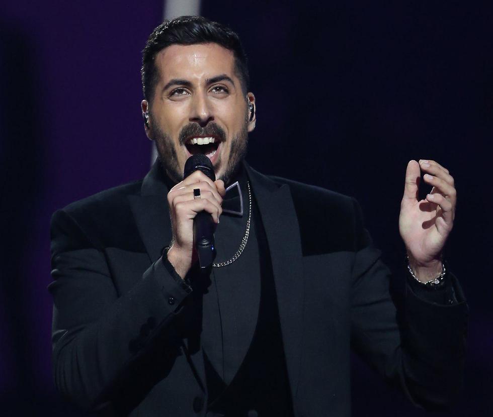 קובי מרימי בחזרה לגמר האירוויזיון (צילום: אורן אהרוני)