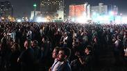 עשרות אלפים חגגו בכפר האירוויזיון בתל אביב