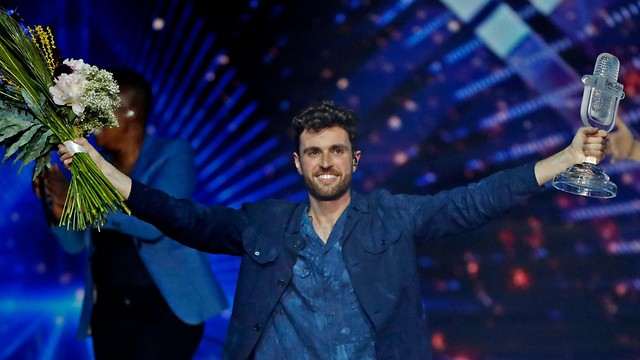 Eurovision winner Duncan Laurence (Photo: AFP)