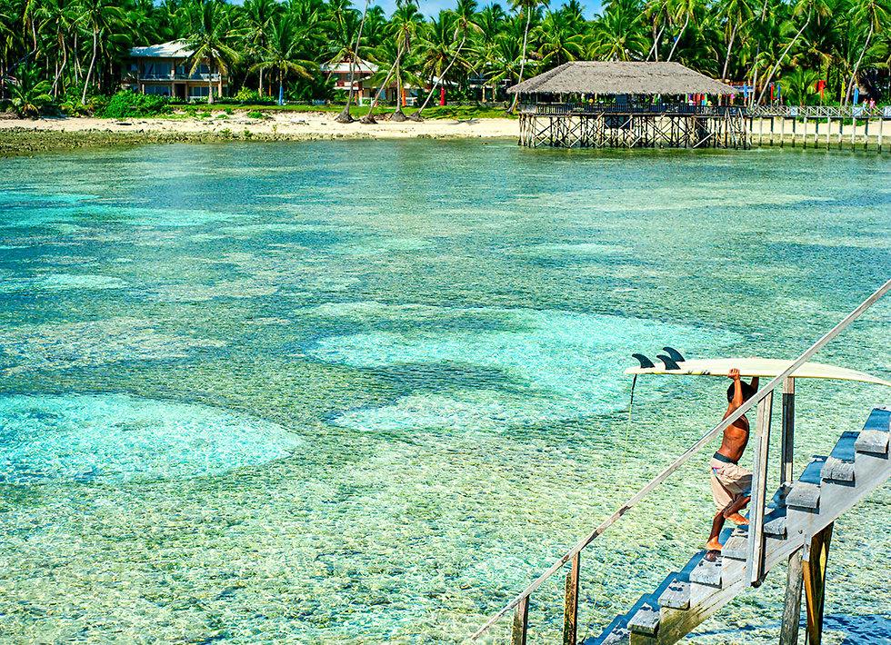 האי שיראגו, פיליפינים (צילום: Depositphotos)