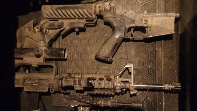 הנשק עמו בוצע פיגוע הירי בבית אל ע