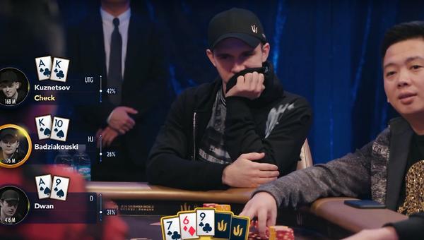 פוקר (מתוך ערוץ היוטיוב Triton Poker)