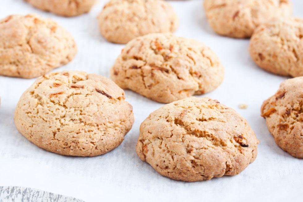 עוגיות טחינה וחמאת בוטנים (צילום: Shutterstock)