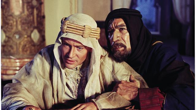 . (Lawrence of Arabia צילום באדיבות yes )