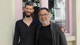 חיים כהן וחנוך שכטר (צילום: יח