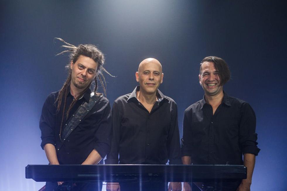 "Трио ""Вавилон"". Фото: Ишайя Файнберг"