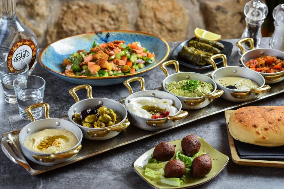 מסעדת שף כשרה שפתחו שלושה שותפים; יהודי, ערבי ונוצרי. רותס (צילום: גלעד הר שלג)