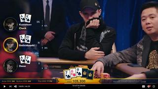 הדבר הכי טוב בטלויזיה שאתם לא רואים (מתוך ערוץ היוטיוב Triton Poker)