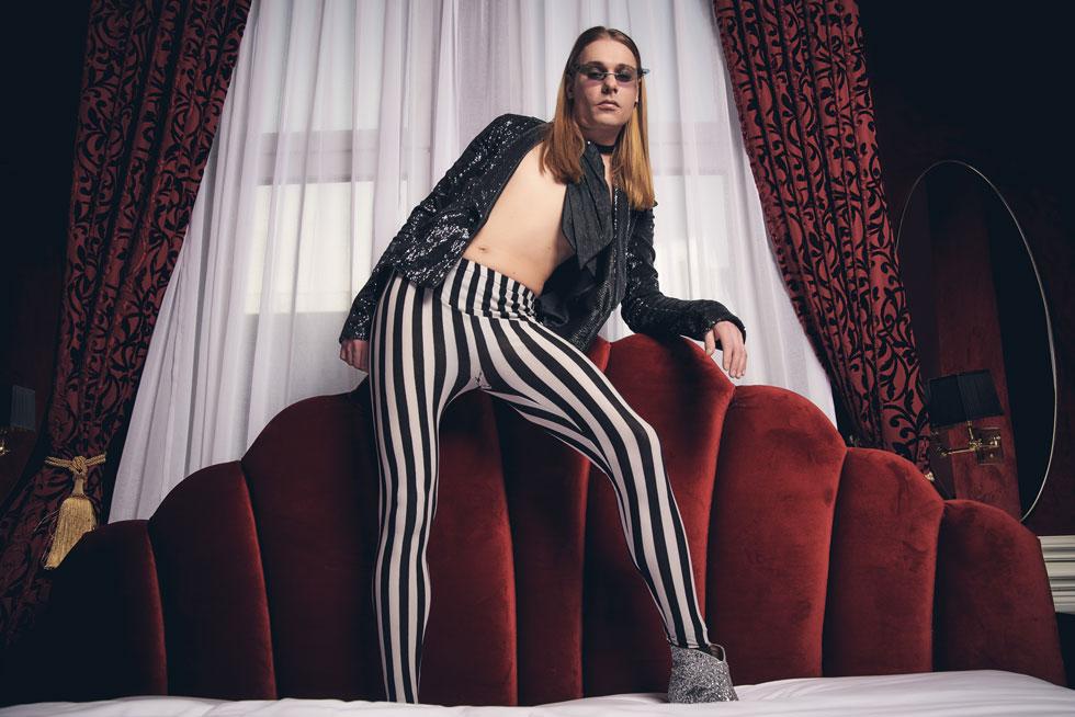 """""""התמונות שלנו לא מרוטשות בקיצוניות כמו בחברות אופנה אחרות. לכולנו יש פגמים ואף אחד לא מושלם"""". קרויצברג קינדר (צילום: www.instagram.com/gilishani/)"""