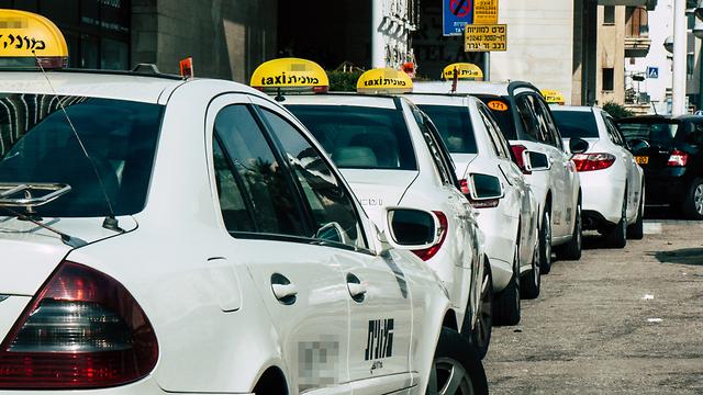 Israeli taxis