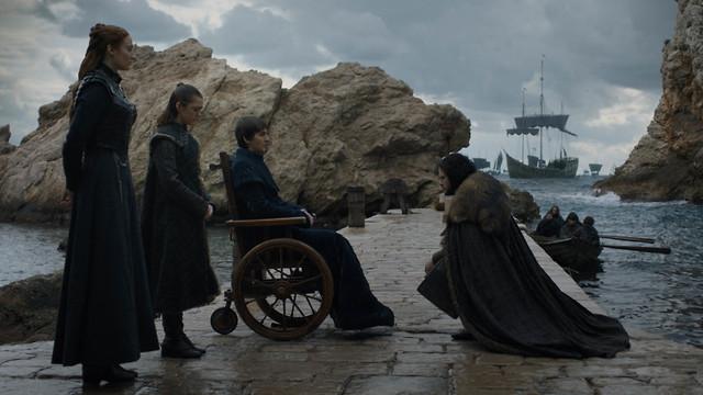משחקי הכס (צילום: HBO)