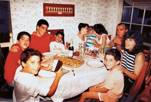 משפחת שניר (צילום: אלבום פרטי)