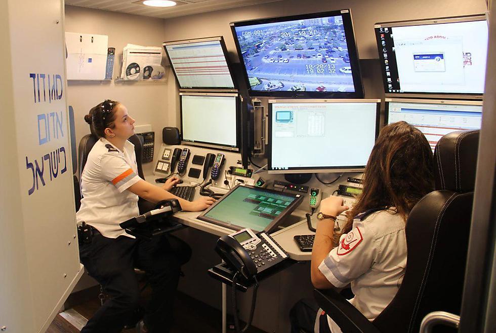 MDA control center
