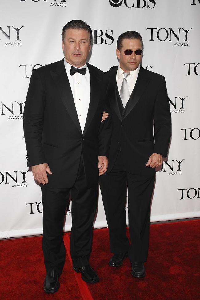 האחים בלוז. סטיבן ואלק בולדווין (AP)