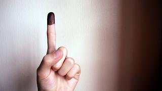 הודו אילוסטרציה טעות כרת אצבע (צילום: shutterstock)